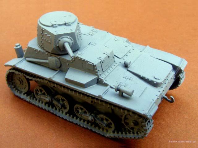 Type 2594 Chokei Sensha - Modell Trans