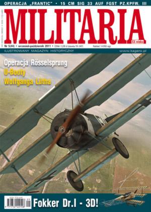 Militaria XXw 05(44)/2011
