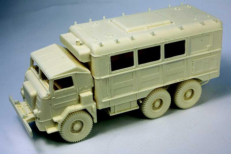 Star 660 wojskowy warsztat - Tololoko 1/72
